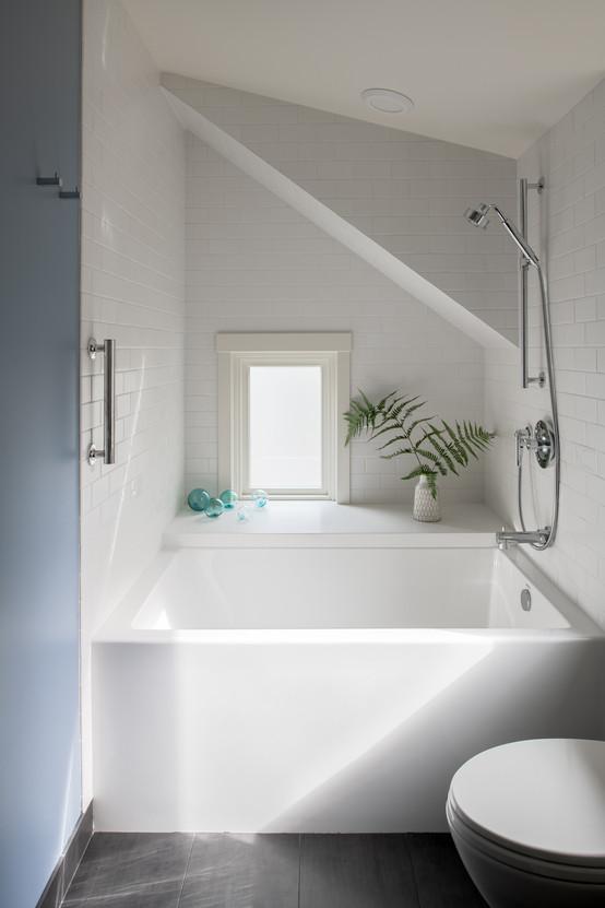 Interior Bathroom Remodel