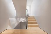 Modern Minimalism Interior Stairs