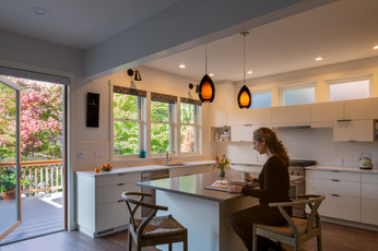 Interior Residential Kitchen Remodel