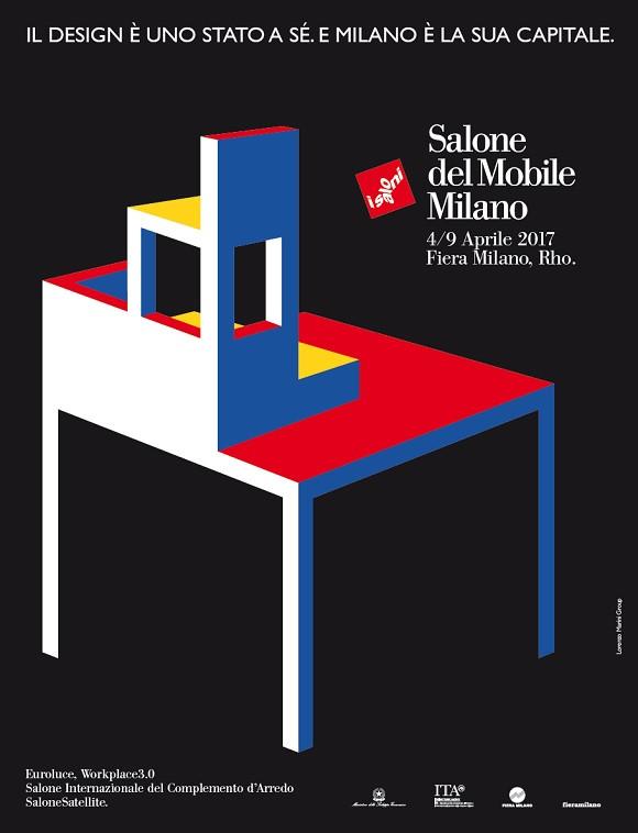 Salone del Mobile - Milaan