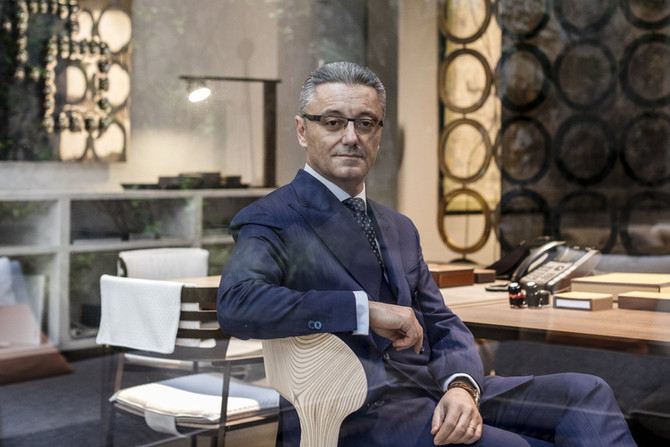 Luxemeubelmaker Giorgetti wordt compleet lifestylemerk