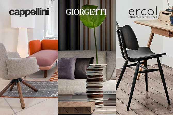 Meet us at Salone del Mobile Milano 2019