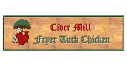 Cider Mill Fryer Tuck Resturaunt