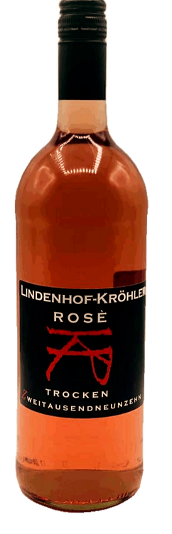 2020er Rose- Trocken- 1 Liter