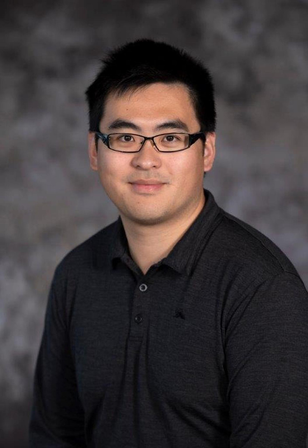Dr Peter Qiu in a profile photo