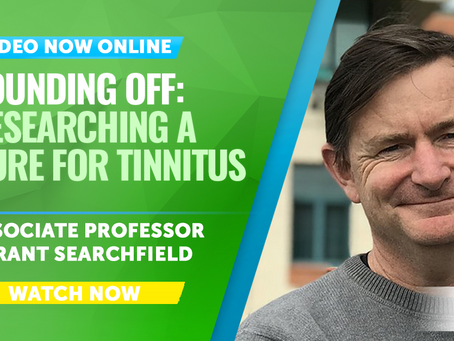 Sounding Off On Future Tinnitus Research