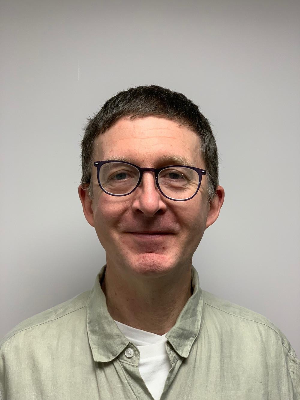 Dr Doug Campbell