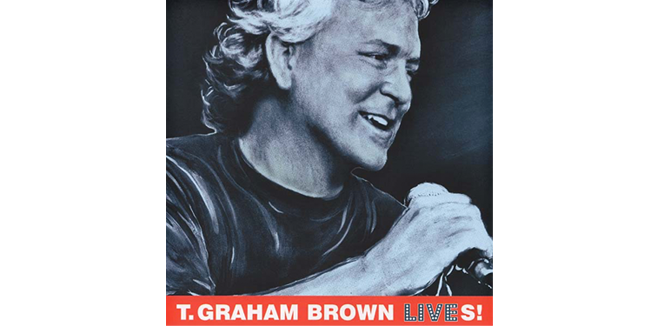 TIME LIFE TO REISSUE 'T. GRAHAM BROWN LIVES!'