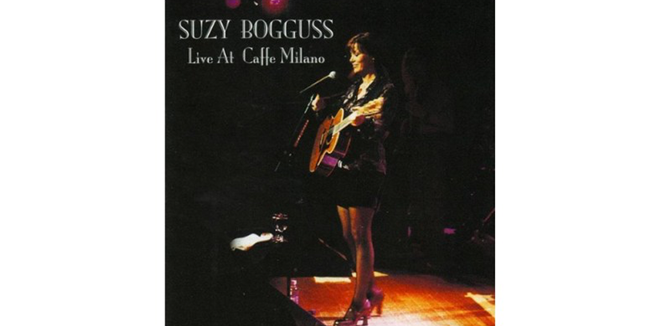 Suzy Bogguss Teams up with TIME LIFE for the Long-Awaited Digital Release of 'Live at Caffe Milano'