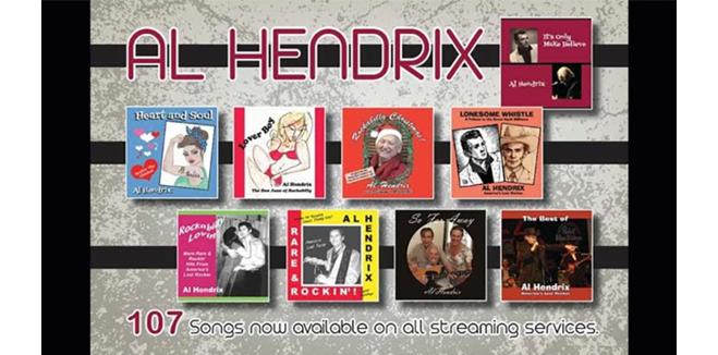 Time Life Partners With Rockabilly Legend Al Hendrix For Digital Distribution
