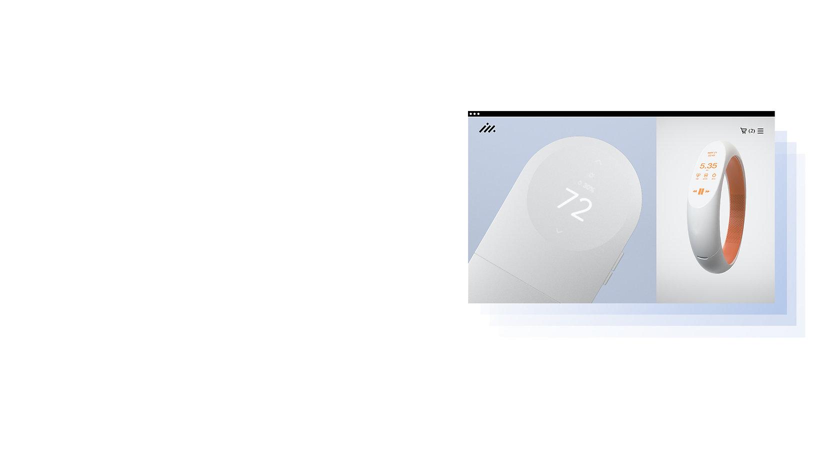 Wix Uzmanı olan bir ajans tarafından oluşturulan teknoloji ürünü markası projesi.