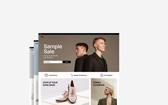 Drive sales conversions with the Wix landing page builder