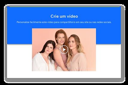 Miniatura de um vídeo que mostra 3 meninas com cabelo comprido.