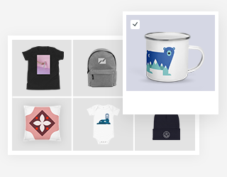 Selecting a coffee mug to sell in a dropshipping online store