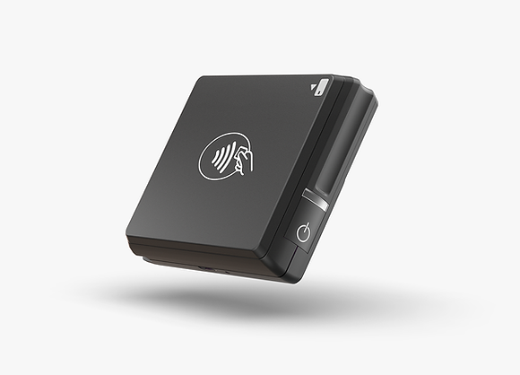 The Wix Mobile POS solution includes a secure Wix POS Card Reader.