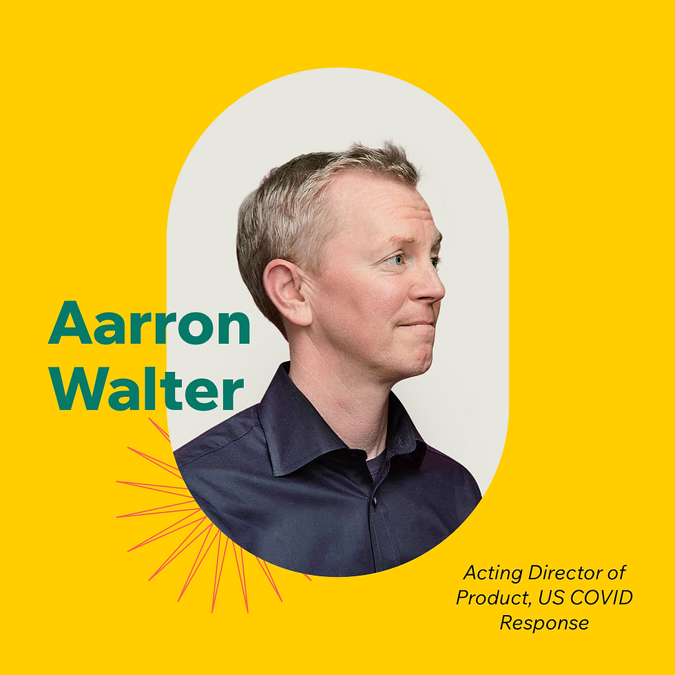 Now What? podcast S1E1 with guest Aarron Walter