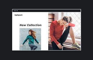loja online de roupas esportivas femininas