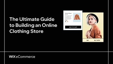 Fashion apparel website selling women's orange blazer.