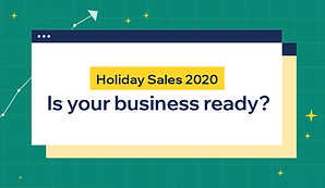 Thumbnail that reads: Holiday Sales 2020, is your business ready?