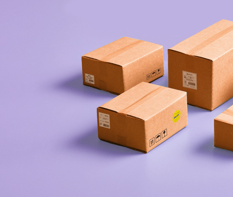 Shipping boxes for a Wix eCommerce store in 2020