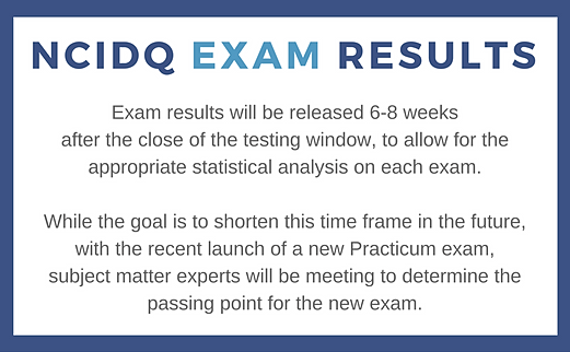 All CIDQ Grading Processes Are Developed And Maintained To Ensure The Exam Is Fair Valid Reliable