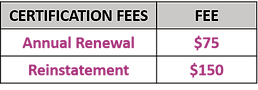 Certification Fees.png
