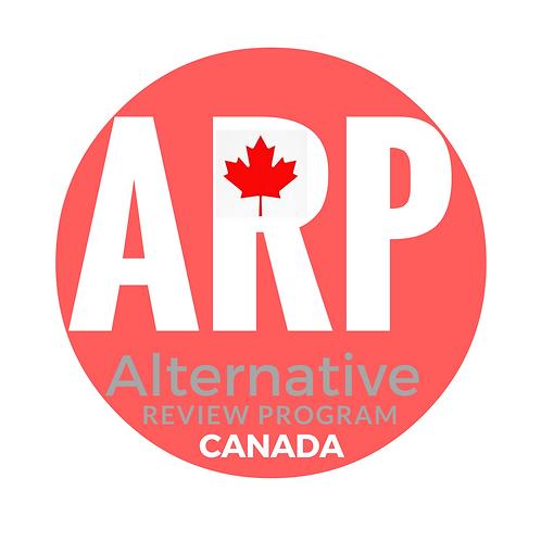CANADA EDUCATION ARP (Alternative Review Program)