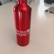 Red Water Bottle