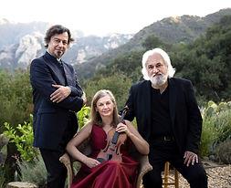 Los Angeles Piano Trio Group Musicians