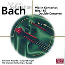 Margaret Batjer Violin Concerto Bach Double Chamber Orchestra of Europe Recording CD