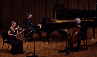 Los Angeles Piano Trio Group Musicians Live Video Performance