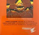 Fabio Bidini Saint-Saëns Piano Concerto No.5 Recording CD