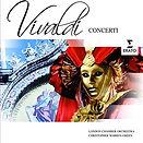 Andrew Shulman Vivaldi Cello Concerto C Minor London Chamber Orchestra Recording CD