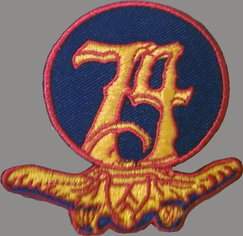 MEMBERS Only 2 INCH CENTER ONLY Patch
