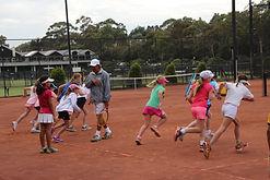 Tennis Holiday Clinics at Kooyong Lawn Tennis Club