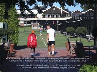 Kooyong Tennis Academy Home Page