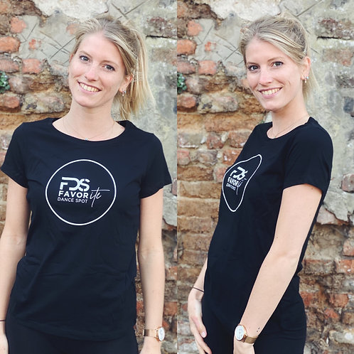 FDS T-shirt bio katoen WOMEN
