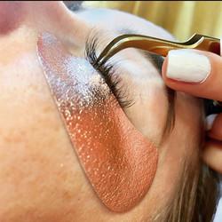 Eyelash Extension Application Technique