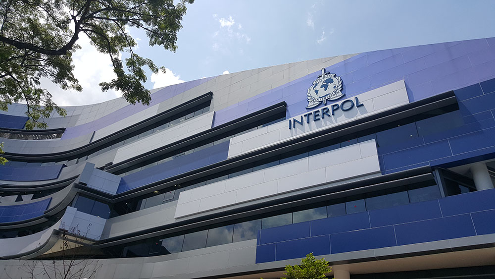 Interpol Singapore