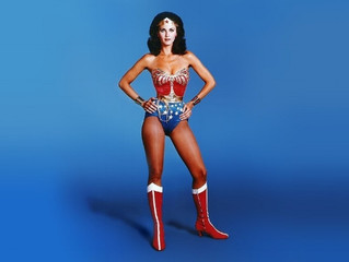 You are a Super Woman!