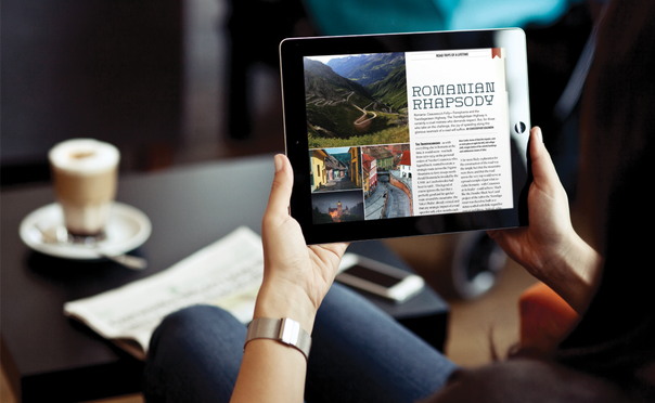 Traveler E-Magazine