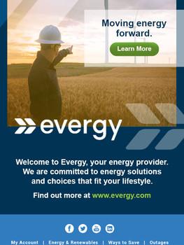 Evergy Marketing Email