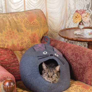 VTC Mousekins Cat Cave