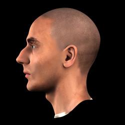 Head - Side