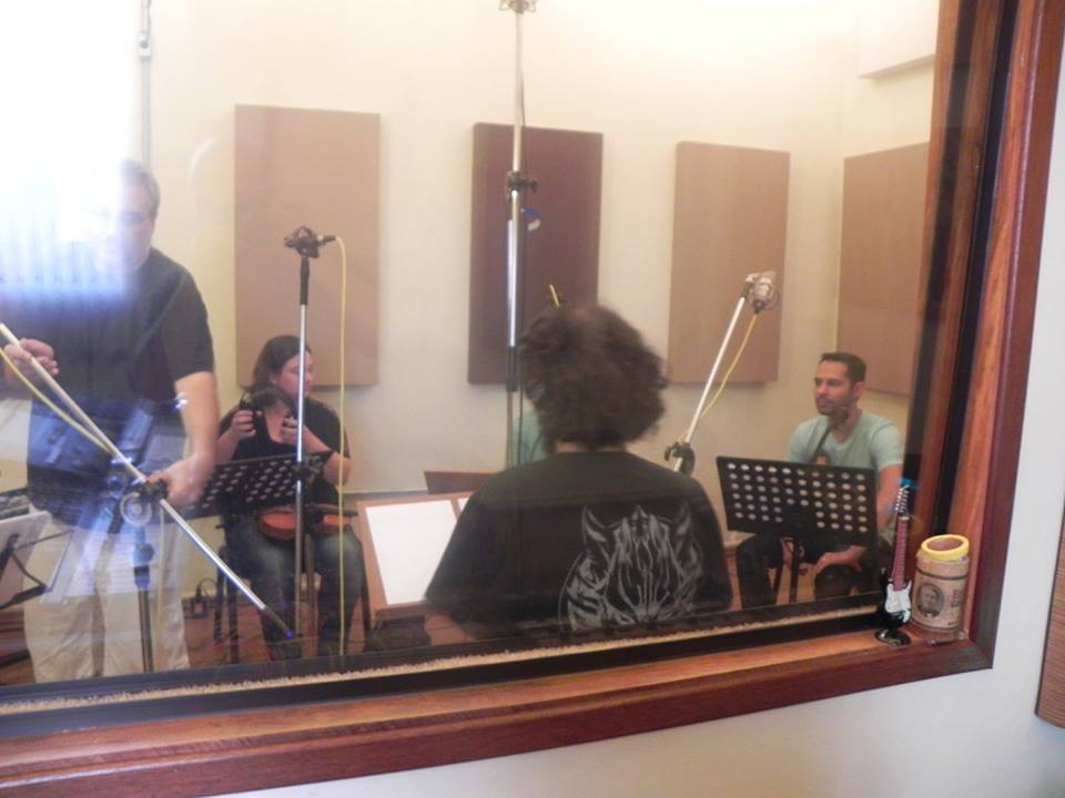Strings Recording 2