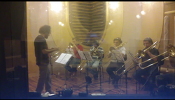 Recording Trombones