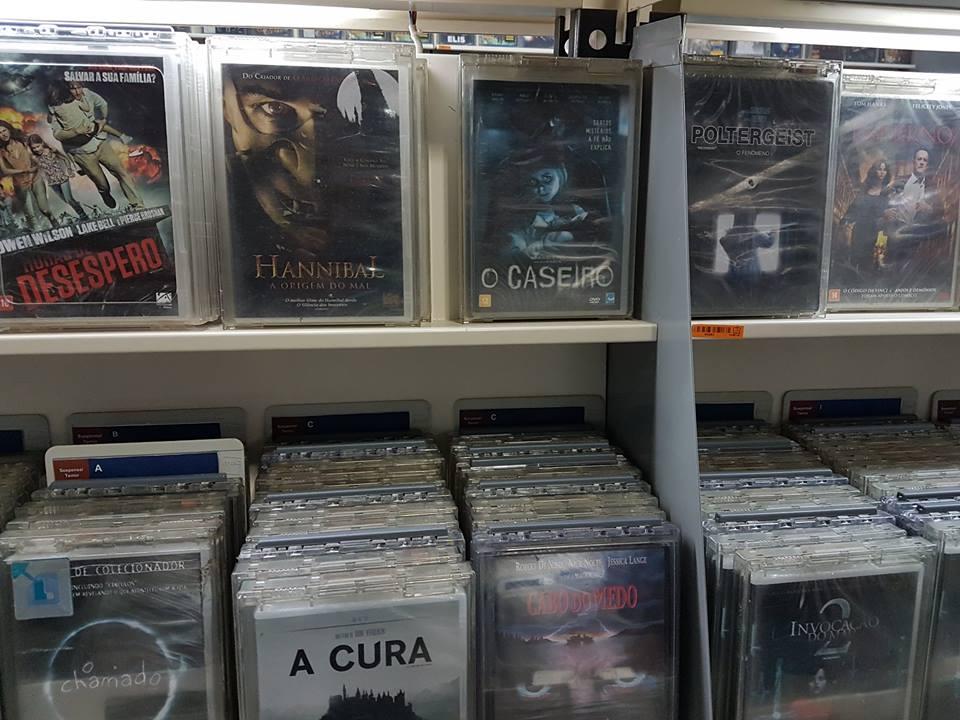 O Caseiro DVD