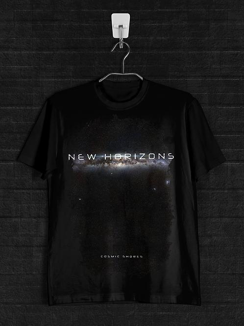 Camiseta New horizons 1