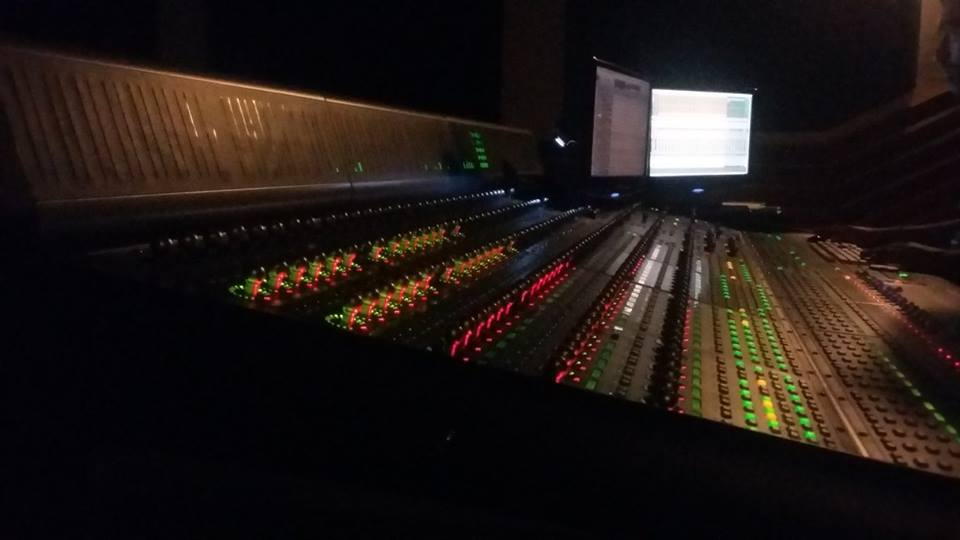 Mixing Stage