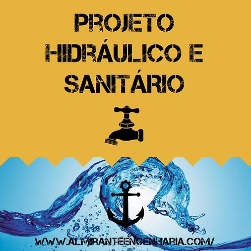 "Projeto Hidráulico e Sanitário - ""Projeto Pronto"""